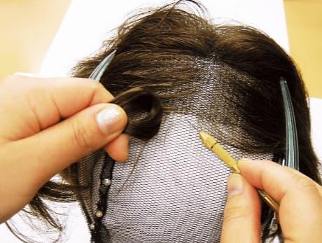 毛材と植毛技術